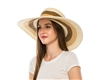 wholesale wide brim hats straw sun hat