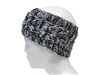 wholesale heathered cable knit headband