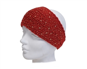 Wholseale Knit Headbands w/ Star Studs