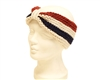 Wholesale Headbands - Red White Blue - Patriotic Colors