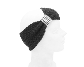 Wholesale Black Headbands