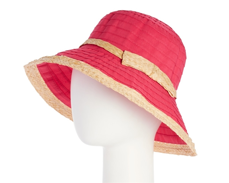 bulk hats - wholesale crusher hat - upf 50 sun protection womens ribbon hat 68b3d7365416