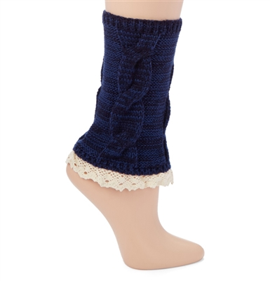 Wholesale Boot Toppers with Lace