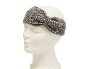 Wholesale Headwrap w/ Studded Bow