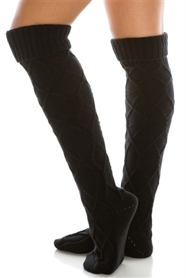 Wholesale Long Boot Socks