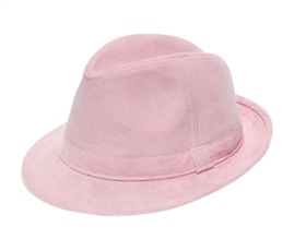 wholesale pink fedora hat coruroy
