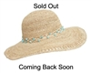 wholesale crochet raffia sun hat