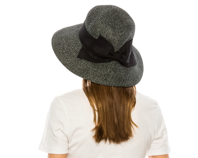 1c38673e9b8bf Wholesale Straw Sun Hats for Women - Big Bow