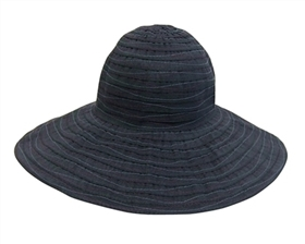 wholesale packable crusher sun hat