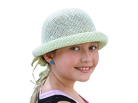 wholesale 1 dollar kids hat straw roller