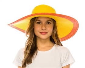 wide brim hats wholesale - floppy straw sun beach pool lake sand hats