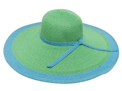 6c538ec31a431 wholesale large 6 inch brim sun hats - bulk wide brim straw beach hats