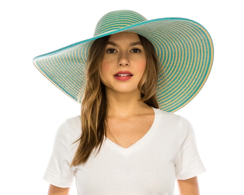 a2c71e6edfbcc Wholesale Sun Hats Glamorous Wide Brim