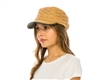 wholesale pattern straw cadet cap