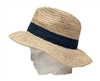 crochet raffia straw panama hats wholesale