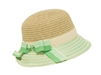 wholesale nautical bucket hat  bow