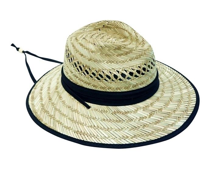 36f6fc0715d 665 Rush Straw Lifeguard Hat
