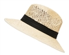 Wholesale Handwoven Straw Panama Sun Hat