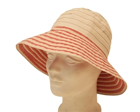 Ribbon Hats - Packable Travel Hats