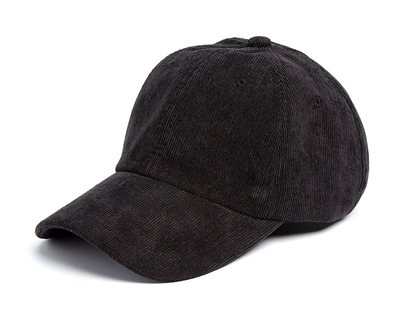 7006 Light Corduroy Baseball Cap