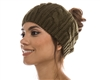 wholesale beanie womens winter hats twist pattern