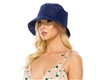 wholesale womens rain hats - girls quilted fashion bucket hats