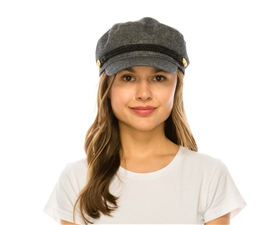wholesale Denim Fisherman Cap