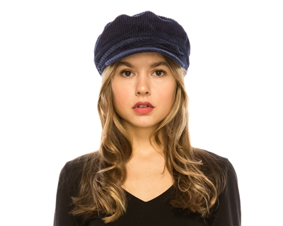 wholesale Chunky Corduroy Fisherman Cap