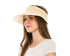 Wholesale Sun Visors - Summer Hat