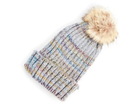wholesale fashion beanies - womens pom cable knit beanies wholesale - 2019 wholesale beanie hats