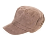 wholesale Faux Suede Cadet Cap