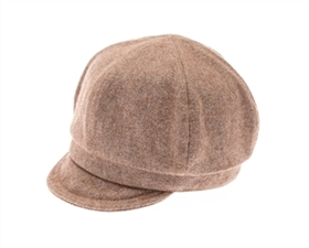 wholesale kids cabbie hats - solid color newsboy caps for kids wholesale