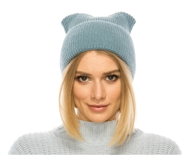 wholesale fashion beanies - womens pointy ear kitty beanie wholesale - 2020 wholesale beanie hats