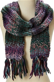 wholesale space dyed scarf