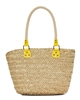 wholesale seagrass tote  rope handles