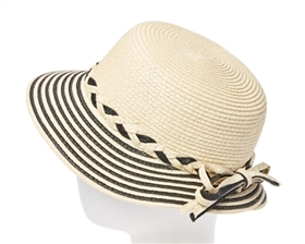 Summer Hats - Packable Cloche Hat