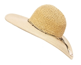 Wholesale Womens Wide Brim Straw Hats