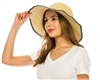 Wholesale Straw Sun Hats - Hand Crocheted Toyo