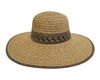 Sun Hats Wholesale - Wide Brim Toyo Hat