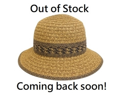 Sun Hats Wholesale - Tribal Pattern Toyo Bucket Hat