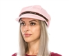 wholesale newsboy caps womens hats leather band