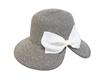 wholesale womens hats - heather butterfly sun hat