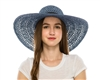 Wholesale Hats - Straw Summer Hat