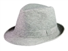 wholesale glitter fabric fedora