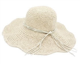 Wholesale Floppy WIde Brim Hats - Shapeable Straw Hat