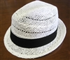 wholesale handwoven toyo fedora