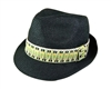 wholesale black hats - straw fedora hats - cheap womens mens fedoras