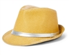wholesale sparkly fedora
