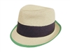 wholesale summer fedoras - womens straw fedora hats