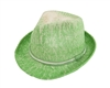 wholesale 2-tone toyo fedora w/ rope band
